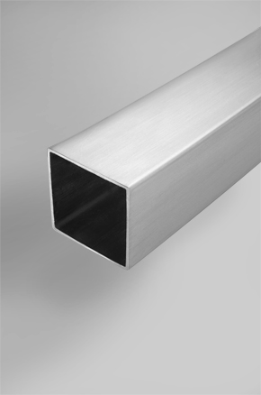 Extruded Tube - Square and Rectangular with Radius Corners